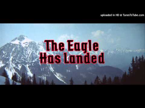 """Lalo Schifrin - Eagle Falls in Love ( """"The Eagle Has Landed"""" OST )"""