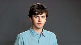 MASKED HERO: Freddie Highmore's The  Good Doctor preview: tackling covid & romance