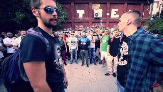 Rap Skillz - Rap Battle - Nasty VS Venok