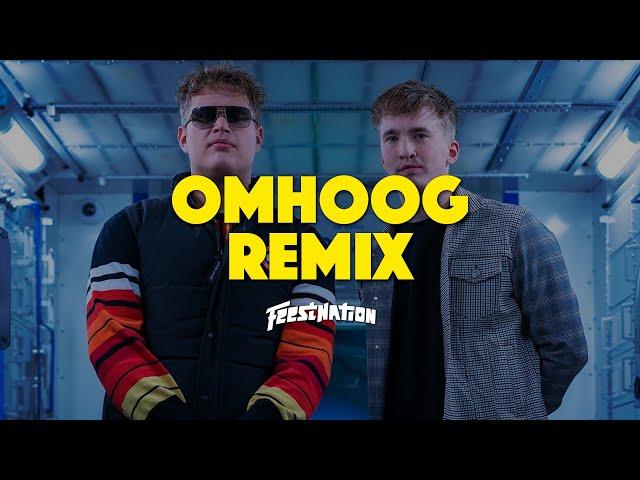 Esko & Snelle - Omhoog (Remix) | FEESTNATION