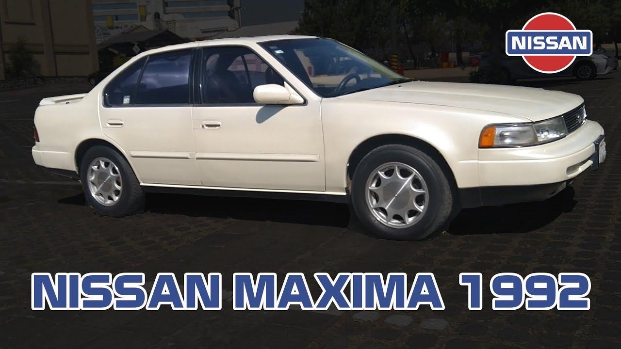 Nissan Maxima 1992 - Reseña