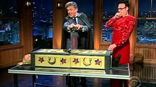 Late Late Show w/ Craig Ferguson 02/06/2009 - Kristen Bell, Magic Week, Franz Ferdinand