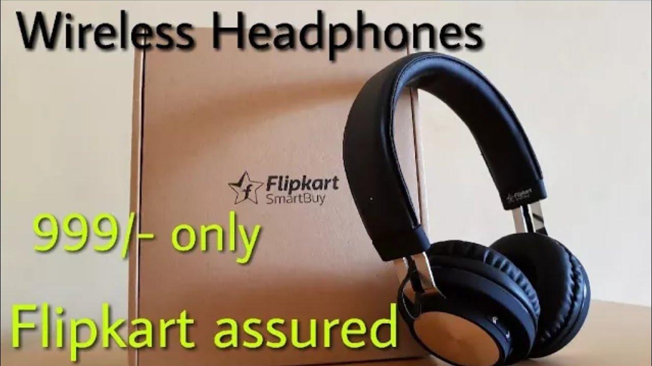 Unboxing Of Flipkart Smartbuy Wireless Bluetooth Headset With Mic Youtube