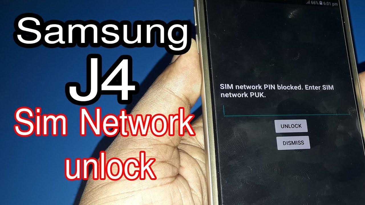 Samsung Galaxy J4 Network Videos - Waoweo