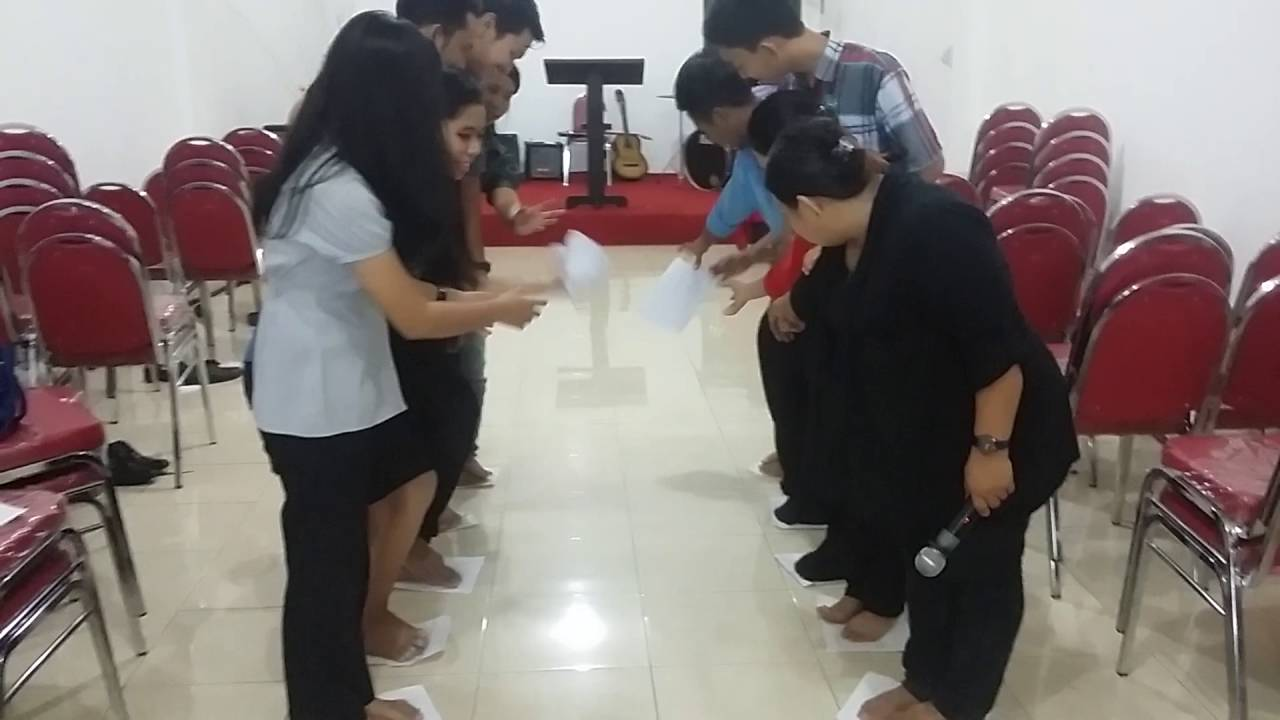 1 Games Youth Gbi Pondok Daud Kendari Youtube