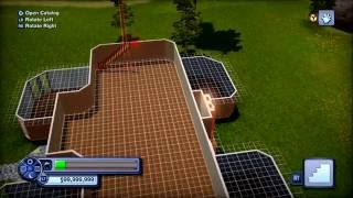 The Sims 3 Epic House Build
