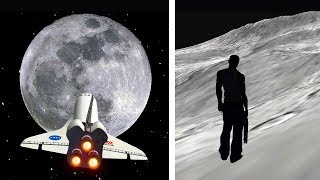 Flying to the MOON in GTA San Andreas!!!