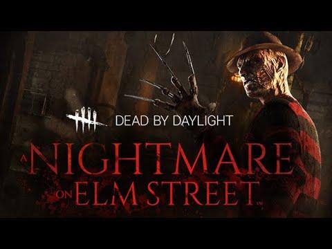 Dead by daylight a nightmare on elm street |
