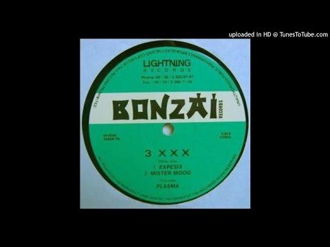 02 - 3 XXX - Mister Moog (Original Mix) BONZAI RECORDS 009