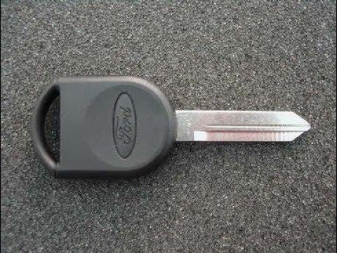 ASEKen Live Stream 2009 Ford Focus Program keys to vehicle