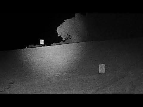 Pard NV019 Range Test With External IR Solaris Srx & DFK Night Vision