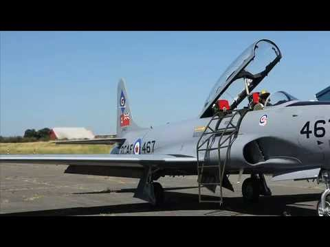 T33 Air Force Jet renewed by X-kote
