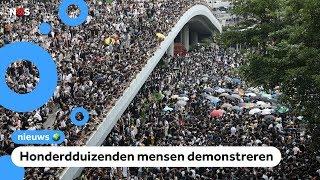 Wat is er aan de hand in Hongkong?