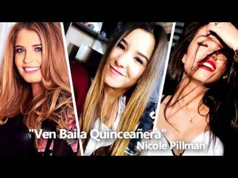 Ven Baila Quinceañera: Megamix de canciones
