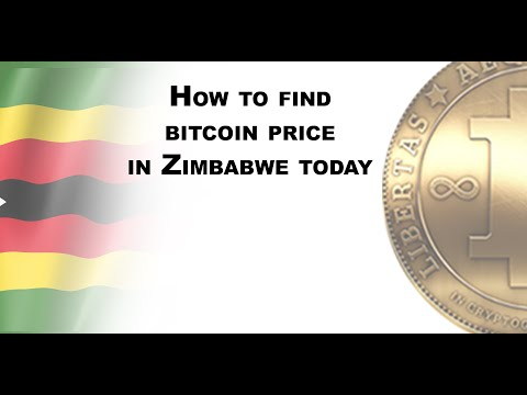 How To Find Bitcoin Price In Zimbabwe Today