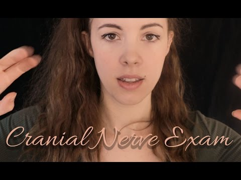 Cranial Nerve Exam - ASMR