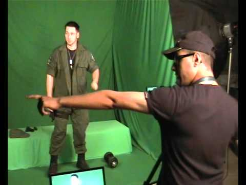 "Stargate Fanfilm Behind the Scenes #01 ""Special Forces"""