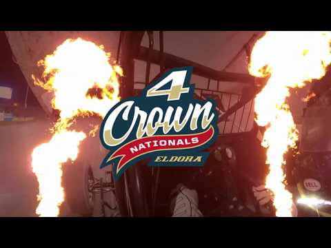 #1G Cale Thomas - All Star Circuit of Champions - Eldora Speedway 9-28-19