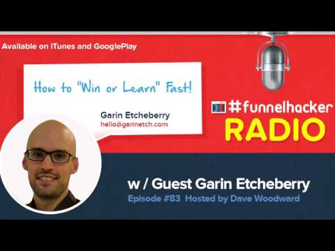 "Garin Etcheberry, How to ""Win or Learn"" Fast!"