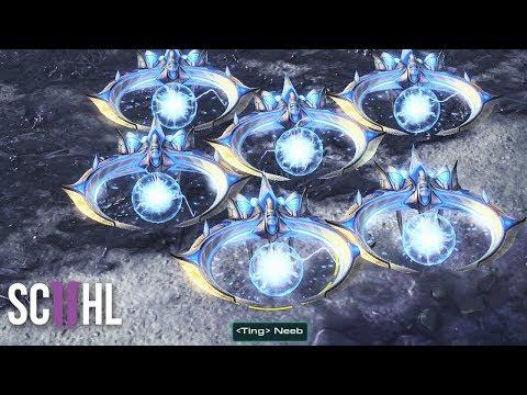 INCREDIBLE MATCH: Neeb Vs. SoO - Starcraft 2