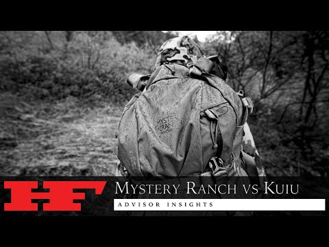KUIU Vs Mystery Ranch Backpacks | ADVISOR INSIGHTS With Isaiah Joner