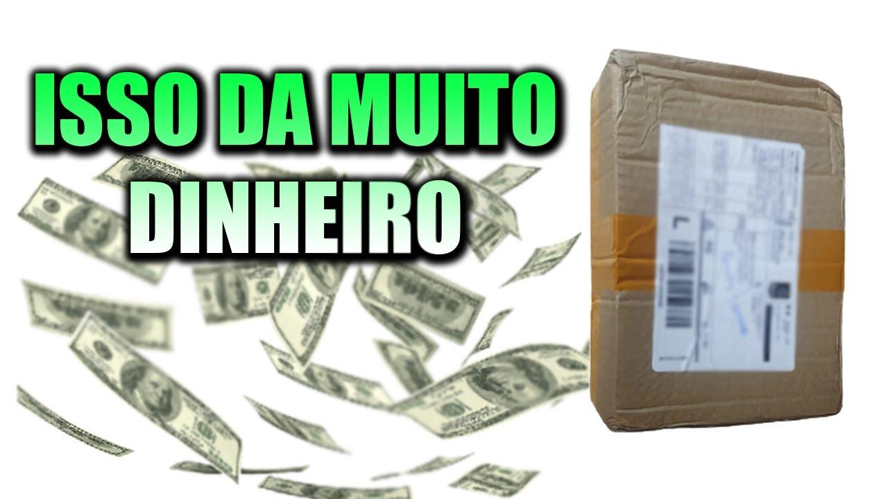 IMPORTAÇÃO ALIEXPRESS | ESSE PRODUTO DA MUITO DINHEIRO | UNBOXING