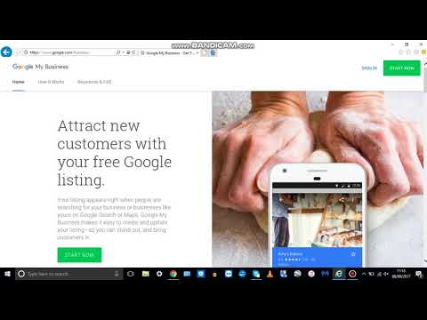 Add your business listing to Google without having a physical address