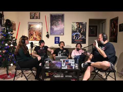 """Anything But Star Wars Episode 6 """"The Last Jedi Debate"""""""