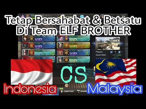 INDONESIA & MALAYSIA BERSATU Di Team Elf Brother Avenger - CRISIS ACTION