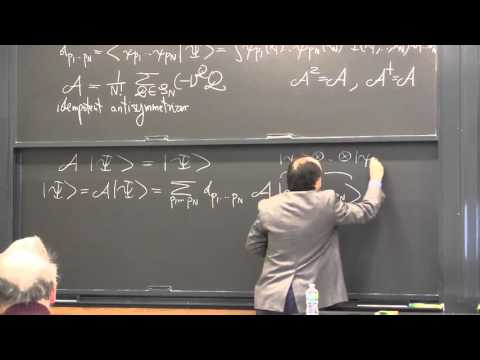 CHEM 580/PHYSICS 580 - Lecture 2 - Piotr Piecuch
