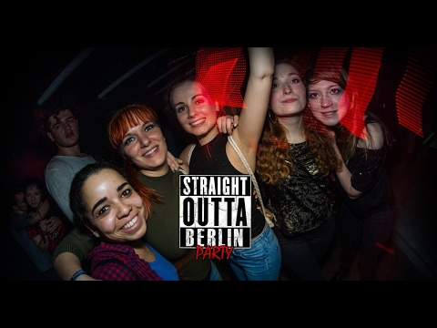 Straight Outta Berlin @ Musik & Frieden I Aftermovie | www.pitcam.tv