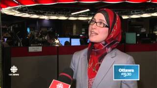 NCCM's Amira Elghawaby comments on anti-Muslim hate with CBC News