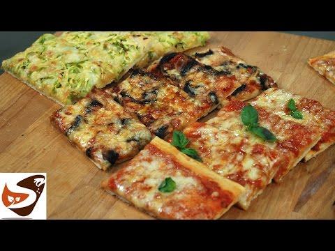 Pizza fatta in casa, tutti i segreti per averla fragrante e sottile – Ricette vegetariane