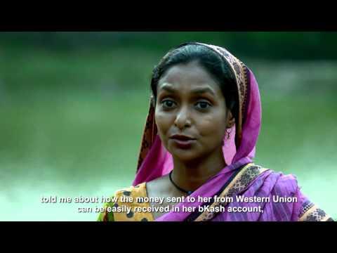 MasterCard, Western Union & bKash enable mobile cross-border money transfers for 22m Bangladeshis