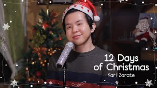 Karl Zarate - 12 Days of Christmas (Ivory Music's 12 Days of Christmas - Day 10)