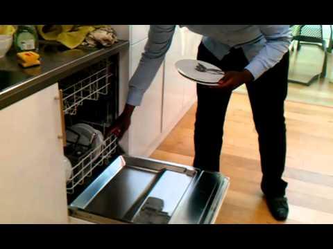 venini dishwasher how to use