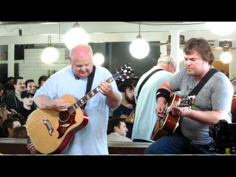 TENACIOUS D  JACK BLACK & KYLE GASS ROADIE LIVE FROM RIBS USA