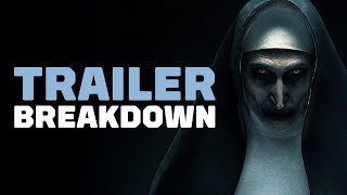 The Nun - Official Teaser Trailer Breakdown + Story Prediction in Hindi