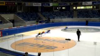 Starclass Dresden 2012 C final girls jun. B 500 m-