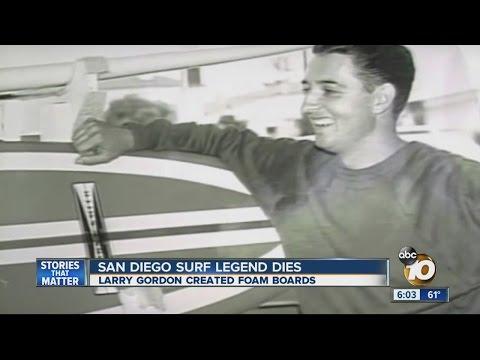 San Diego surf legend dies