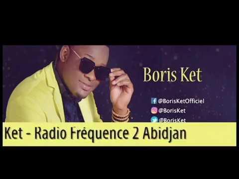 Boris Ket - Live Performance (Galère) / Radio Fréquence 2 Abidjan 2017
