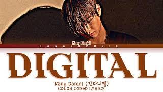 Kang Daniel DIGITAL LYRICS