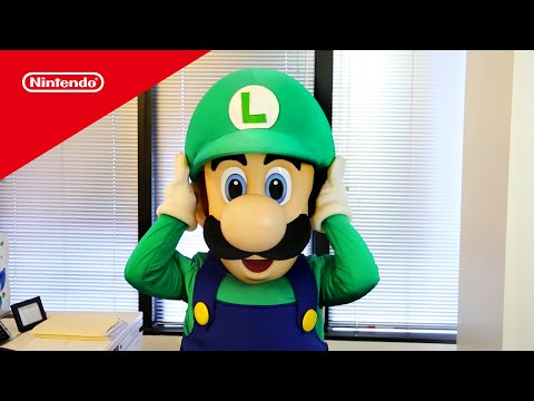 Download Youtube: Luigi Runs the Nintendo 2DS Factory for a Day!