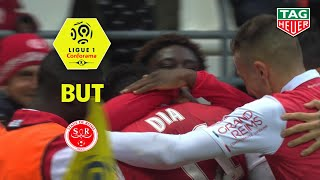 But Boulaye DIA (67') / Stade de Reims - AS Saint-Etienne (3-1)  (REIMS-ASSE)/ 2019-20