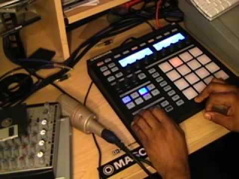 beat making machine