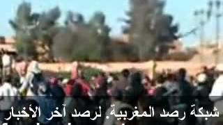 المغرب| احداث مراكش كما لم تروها من قبل