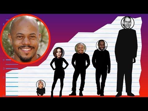 How Tall Is Rockmond Dunbar?  Height Comparison!