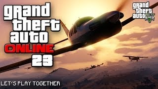 GTA ONLINE TOGETHER #023: Stress mit dem Militär! [LET'S PLAY GTA V]