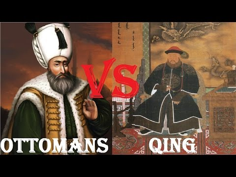 [EU4] Ottomans vs Qing. Epic Blob Battles EP #2