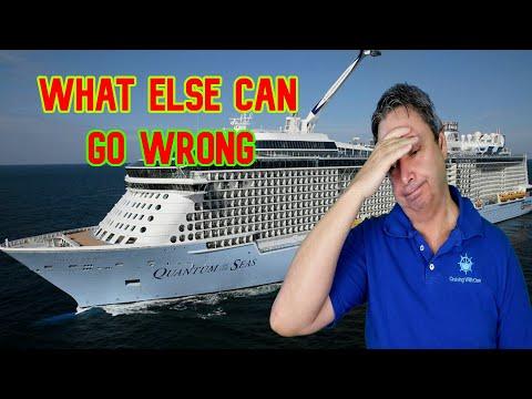 Scare on Royal Caribbean cruise Ship - Cruise Ship News